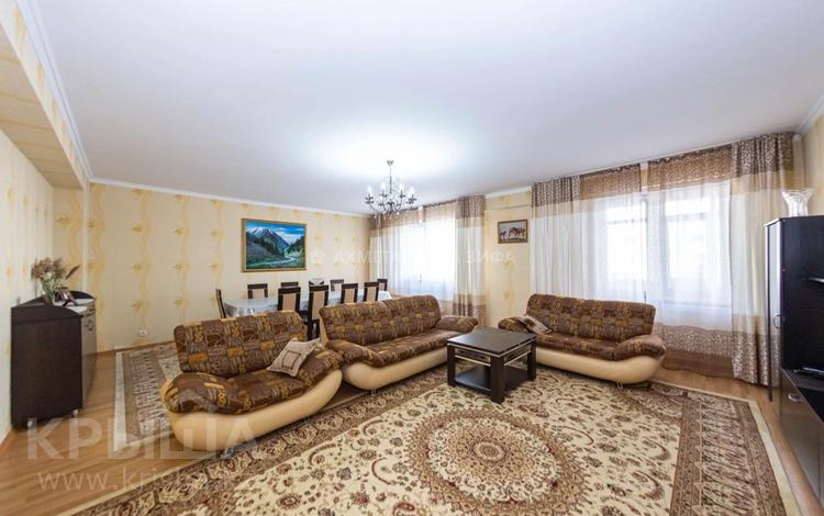 3-комнатная квартира, 137 м², 2/10 этаж, Бокейхана 2 за 43 млн 〒 в Нур-Султане (Астана), Есиль р-н