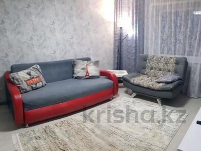 1-комнатная квартира, 38 м², 7/12 этаж посуточно, Кабанбай Батыра 89 за 10 000 〒 в Усть-Каменогорске