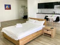 1-комнатная квартира, 70 м² посуточно, улица Гарифуллы Курмангалиева 3 за 13 000 〒 в Уральске