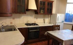 3-комнатная квартира, 83 м², 9/9 этаж помесячно, Ауэзовский р-н, мкр Мамыр-3 за 140 000 〒 в Алматы, Ауэзовский р-н