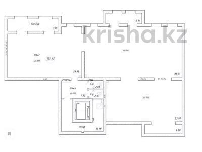 Помещение площадью 255 м², Фаризы Онгарсыновой за 85.9 млн 〒 в Нур-Султане (Астана), Есиль р-н — фото 11