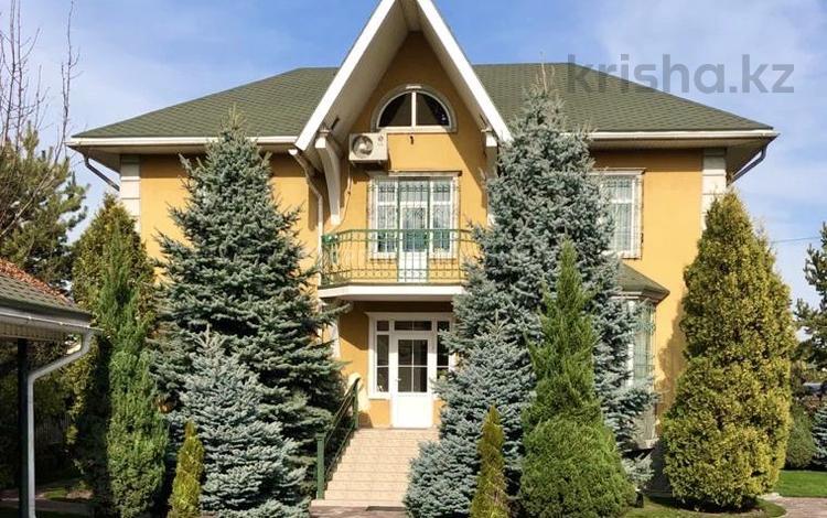 9-комнатный дом, 380 м², 14 сот., мкр Алатау за 158 млн 〒 в Алматы, Бостандыкский р-н