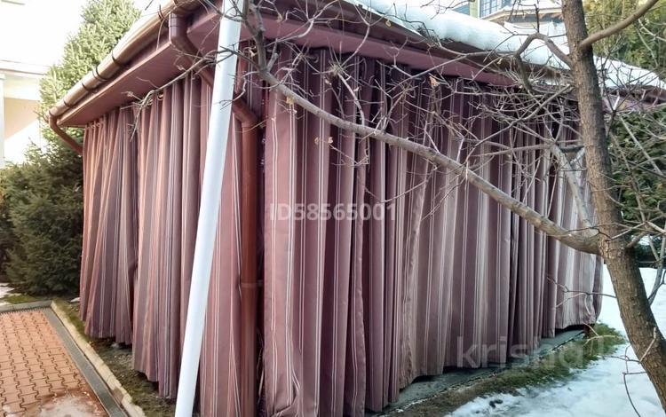 8-комнатный дом, 240 м², 5 сот., проспект Достык 507 за 245 млн 〒 в Алматы, Медеуский р-н
