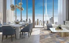 1-комнатная квартира, 57 м², 5/27 этаж, Крик Тоуер — Эмаар за ~ 131.8 млн 〒 в Дубае