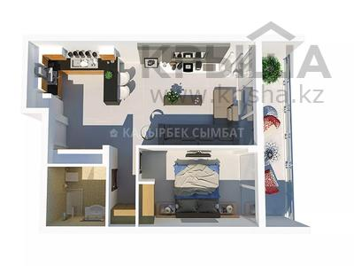 2-комнатная квартира, 75 м², 1/4 этаж, Трикомо за 30 млн 〒 — фото 26