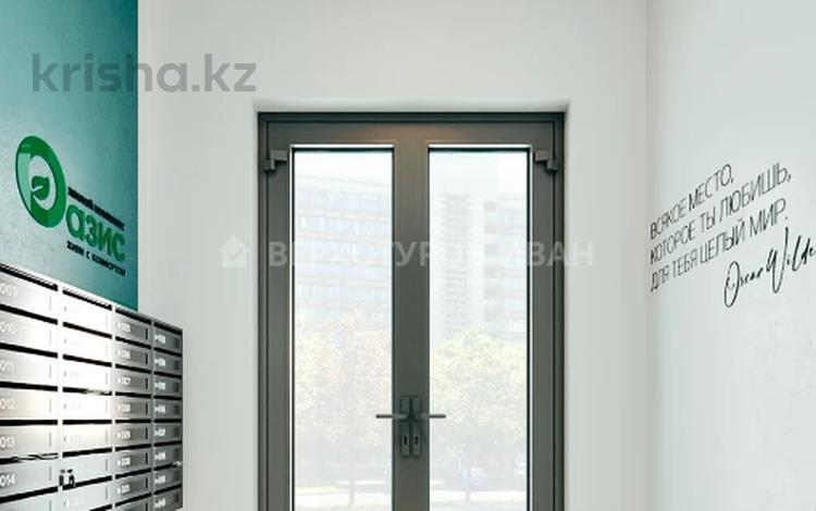 2-комнатная квартира, 64.99 м², Кургальжинское шоссе за ~ 13.6 млн 〒 в Нур-Султане (Астане), Есильский р-н
