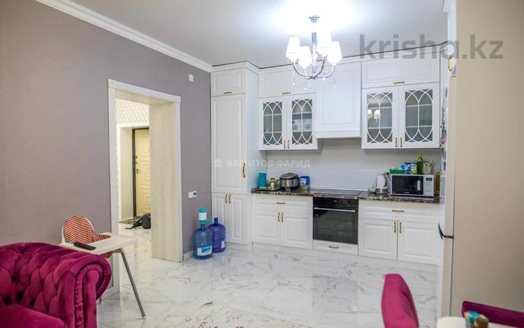 3-комнатная квартира, 75 м², 6/12 этаж, Маркова — проспект Аль-Фараби за 41 млн 〒 в Алматы, Бостандыкский р-н