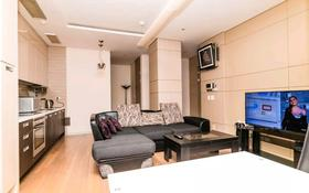 2-комнатная квартира, 72 м² посуточно, Байтурсынова 1 за 15 000 〒 в Нур-Султане (Астана), Есиль р-н