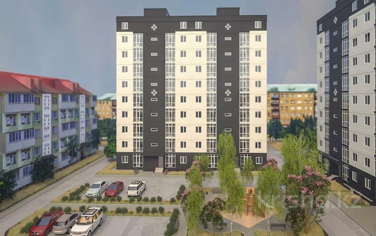 1-комнатная квартира, 45.2 м², мкр Айнабулак-2, Палладина (Айнабулак 2-й мкрн) 85 за ~ 10.8 млн 〒 в Алматы, Жетысуский р-н
