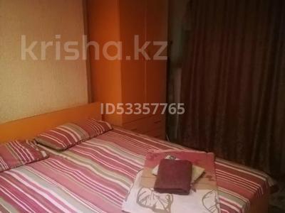 1-комнатная квартира, 45 м² посуточно, Достык — Курмангазы за 9 000 〒 в Алматы, Медеуский р-н
