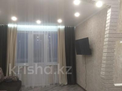 1-комнатная квартира, 33 м², 3/5 этаж посуточно, Назарбаева 130 за 7 000 〒 в Петропавловске