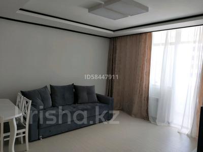 2-комнатная квартира, 55 м², 17 этаж посуточно, Кабанбай батыра 47 за 15 000 〒 в Нур-Султане (Астана), Есиль р-н — фото 4