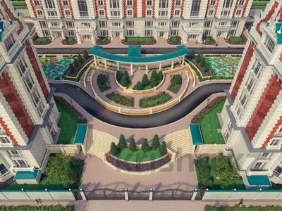 2-комнатная квартира, 90.2 м², 6/7 этаж, Тумар Ханым 20 за ~ 76.7 млн 〒 в Нур-Султане (Астана), Есиль р-н