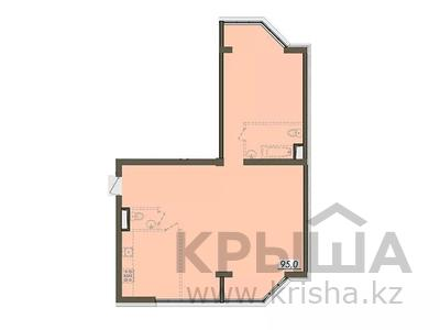 3-комнатная квартира, 95.8 м², мкр Думан-2, мкр Думан-2 25 за ~ 27.1 млн 〒 в Алматы, Медеуский р-н — фото 2