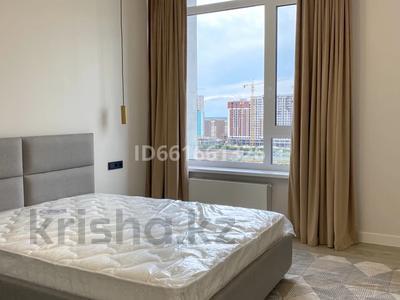 3-комнатная квартира, 105 м², 13/20 этаж помесячно, Сауран 34 за 450 000 〒 в Нур-Султане (Астана), Есиль р-н — фото 14