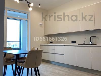 3-комнатная квартира, 105 м², 13/20 этаж помесячно, Сауран 34 за 450 000 〒 в Нур-Султане (Астана), Есиль р-н — фото 3