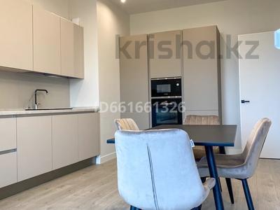 3-комнатная квартира, 105 м², 13/20 этаж помесячно, Сауран 34 за 450 000 〒 в Нур-Султане (Астана), Есиль р-н — фото 4