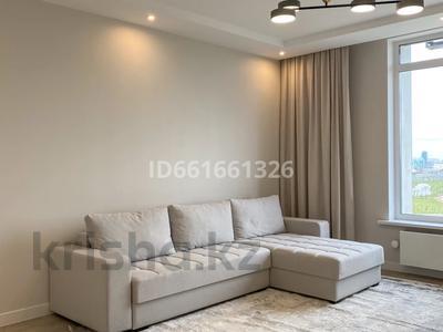 3-комнатная квартира, 105 м², 13/20 этаж помесячно, Сауран 34 за 450 000 〒 в Нур-Султане (Астана), Есиль р-н — фото 7