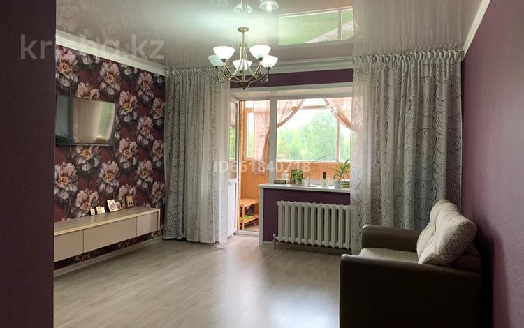 1-комнатная квартира, 40.8 м², 2/9 этаж, проспект Абылай Хана 51 за 16 млн 〒 в Нур-Султане (Астана), Алматы р-н