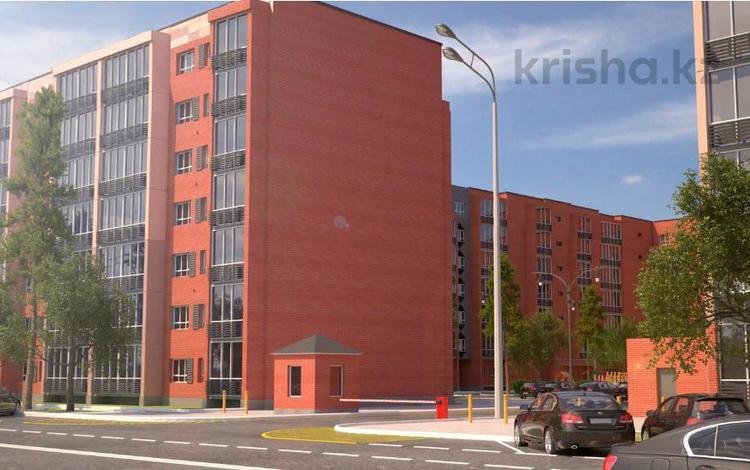 1-комнатная квартира, 66.9 м², мкр Батыс 2 49Д за ~ 8 млн 〒 в Актобе, мкр. Батыс-2