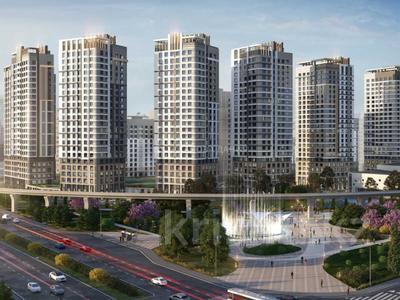 3-комнатная квартира, 89.64 м², 2/14 этаж, проспект Кабанбай Батыра — Сыганак за ~ 30 млн 〒 в Нур-Султане (Астана), Есиль р-н