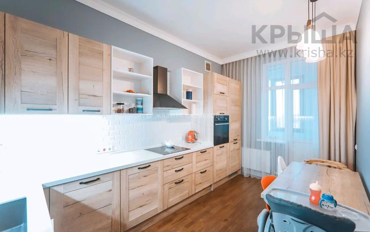 2-комнатная квартира, 70.2 м², 12/20 этаж, Сарыарка 3а за 42.9 млн 〒 в Нур-Султане (Астана)