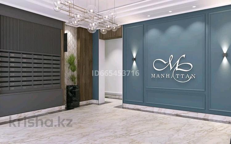 2-комнатная квартира, 53 м², 3/10 этаж, К. Мухамедханова 12 — Туран за 23 млн 〒 в Нур-Султане (Астане), Есильский р-н