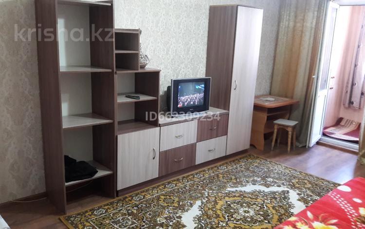 1-комнатная квартира, 49 м², 4/9 этаж помесячно, мкр Кулагер 12 за 130 000 〒 в Алматы, Жетысуский р-н