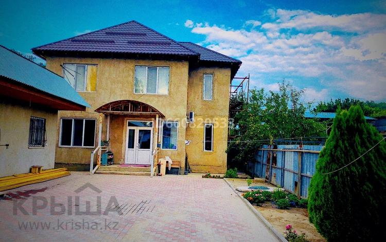 10-комнатный дом, 200 м², 6 сот., мкр Нуршашкан (Колхозши) 14 — Орен за 38 млн 〒 в Алматы, Турксибский р-н