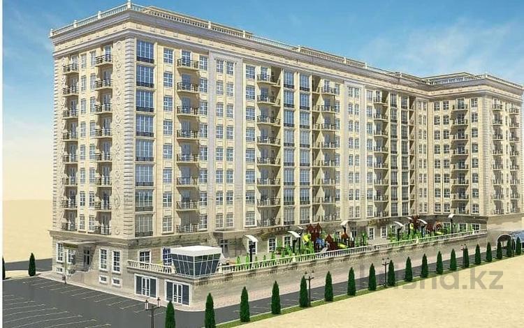 3-комнатная квартира, 111 м², 17 мкр за ~ 25.5 млн 〒 в Актау