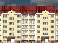 2-комнатная квартира, 65.5 м², 4/6 этаж