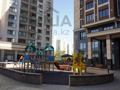 3-комнатная квартира, 129 м², 10/12 этаж помесячно, Ходжанова 92 — Аль-Фараби за 630 000 〒 в Алматы, Медеуский р-н — фото 24