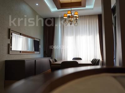 3-комнатная квартира, 129 м², 10/12 этаж помесячно, Ходжанова 92 — Аль-Фараби за 630 000 〒 в Алматы, Медеуский р-н — фото 3
