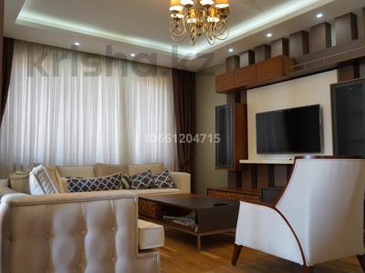 3-комнатная квартира, 129 м², 10/12 этаж помесячно, Ходжанова 92 — Аль-Фараби за 630 000 〒 в Алматы, Медеуский р-н — фото 5