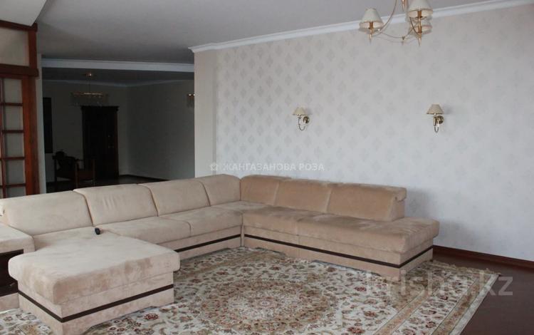 4-комнатная квартира, 200 м², 7/12 этаж, Тимирязева за 110 млн 〒 в Алматы, Бостандыкский р-н
