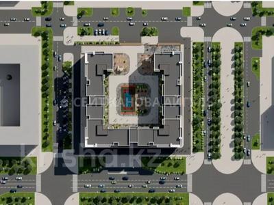 1-комнатная квартира, 48.88 м², Нажимеденова за ~ 9.5 млн 〒 в Нур-Султане (Астана), Алматы р-н — фото 3