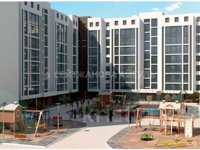 1-комнатная квартира, 48.88 м², Нажимеденова за ~ 9.5 млн 〒 в Нур-Султане (Астана), Алматы р-н — фото 4