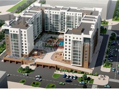 1-комнатная квартира, 48.88 м², Нажимеденова за ~ 9.5 млн 〒 в Нур-Султане (Астана), Алматы р-н — фото 7