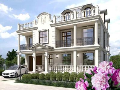 7-комнатный дом, 630 м², 10 сот., Хусейн бен Талал за 430 млн 〒 в Нур-Султане (Астана), р-н Байконур