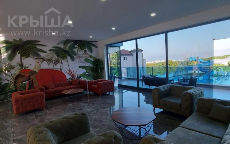 2-комнатная квартира, 46 м², 5/7 этаж, Mahmutlar Alanya за 21.4 млн 〒 в Анталье