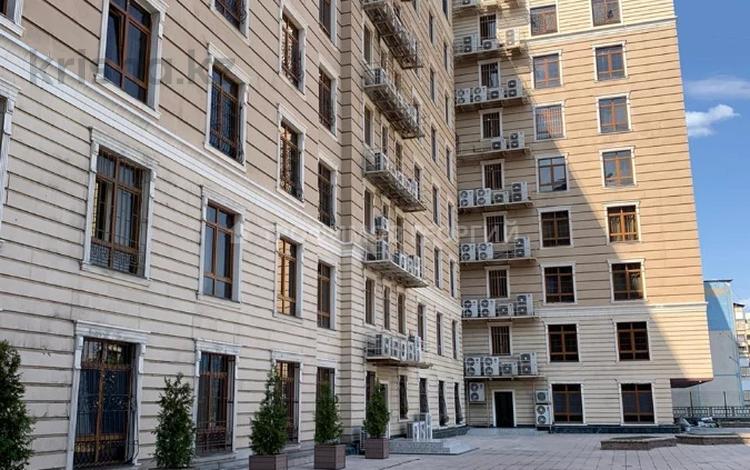 3-комнатная квартира, 110.7 м², 7/10 этаж, мкр Самал-3, Кажымукана 49 — Мендыкулова за 60 млн 〒 в Алматы, Медеуский р-н