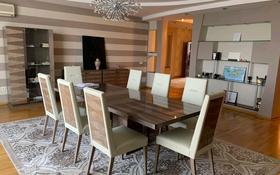 3-комнатная квартира, 200 м², 4/8 этаж помесячно, Достык 132 за 700 000 〒 в Алматы, Медеуский р-н