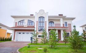 6-комнатный дом помесячно, 420 м², 8 сот., проспект Мангилик Ел — BI Village Deluxe-1 за 1.2 млн 〒 в Нур-Султане (Астана), Есиль р-н