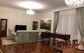 7-комнатный дом, 500 м², 13 сот., Ивана Панфилова за 335 млн 〒 в Нур-Султане (Астана), Алматы р-н