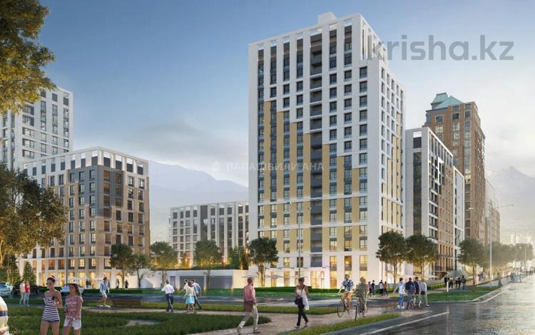 2-комнатная квартира, 74.79 м², 2/9 этаж, Розыбакиева за ~ 45.6 млн 〒 в Алматы, Бостандыкский р-н