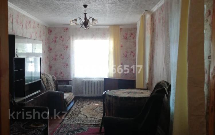 2-комнатный дом помесячно, 51 м², 3 сот., Курмангакзы за 60 000 〒 в Уральске
