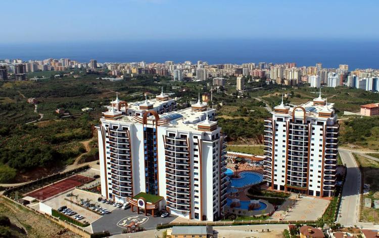 4-комнатная квартира, 145 м², 6 этаж, Alanya за 58.8 млн 〒 в