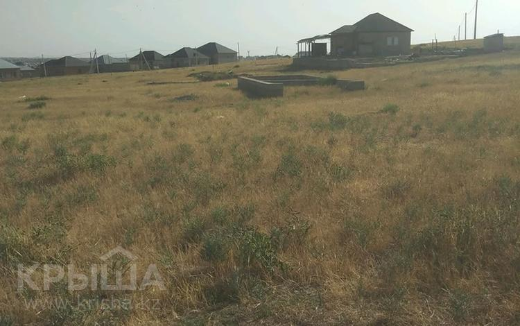 Участок 8 соток, мкр Асар-2 за ~ 4.1 млн 〒 в Шымкенте, Каратауский р-н