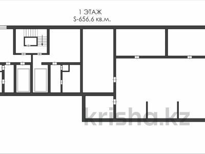 Здание, площадью 1513 м², Ракетная 5 за 80 млн 〒 в Павлодаре — фото 2