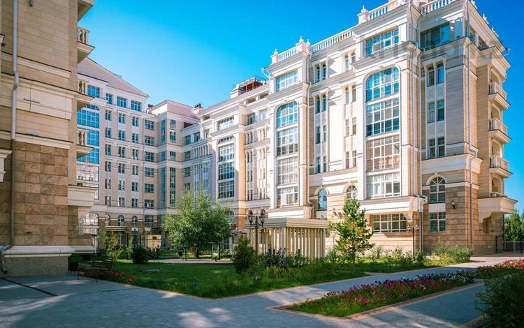 5-комнатная квартира, 290 м², 2/7 этаж, Амман 2 — Шарля де Голля за 145 млн 〒 в Нур-Султане (Астана), Алматы р-н